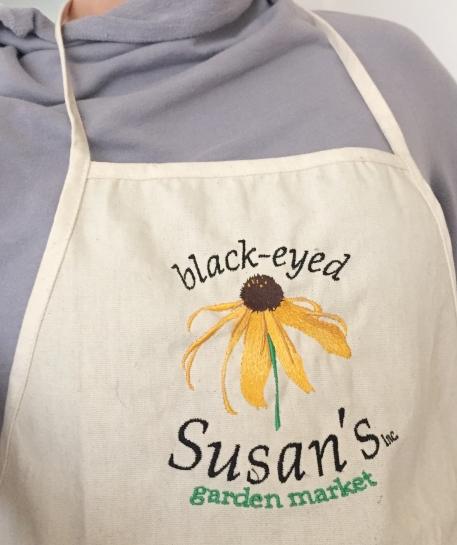 BlackEyedSusansApron