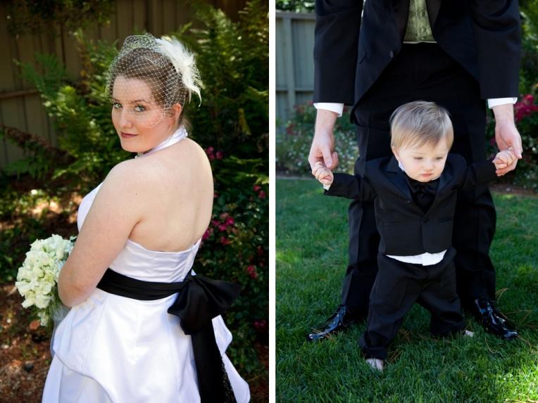 wedding dress veil