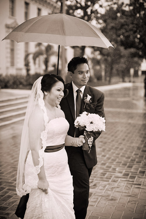 wedding day photos by tracy kumono
