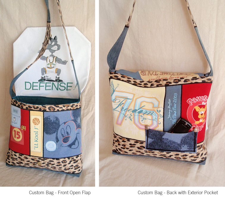 [custom gift] personalized memory bag   papercake designs