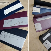 [wedding labels] all-in-one guest & return address labels