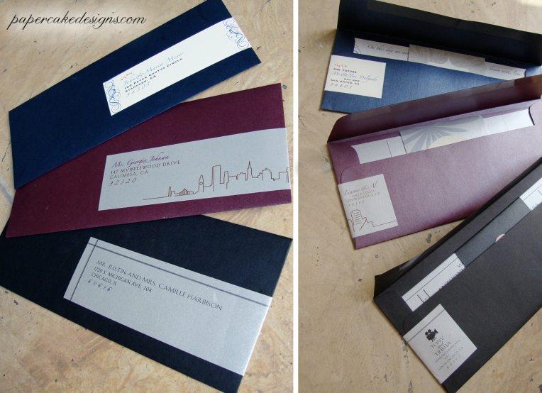 guest address label wraps