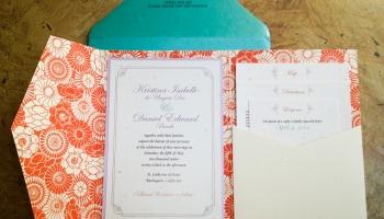 diy print assemble wedding invitations - How To Assemble Wedding Invitations