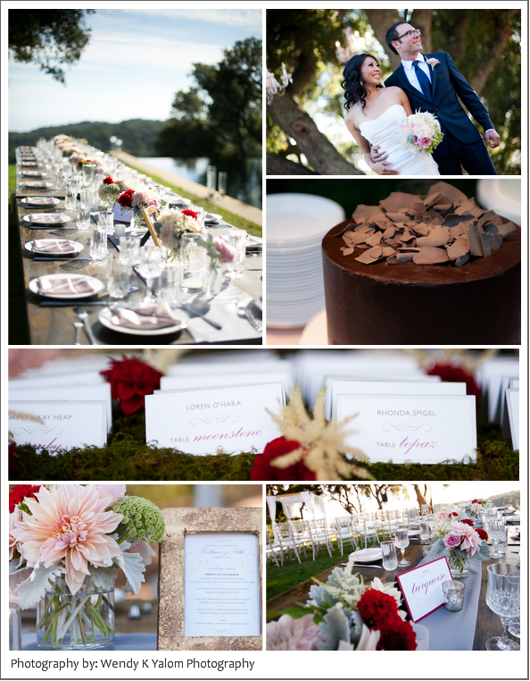 seating & table cards bar menu