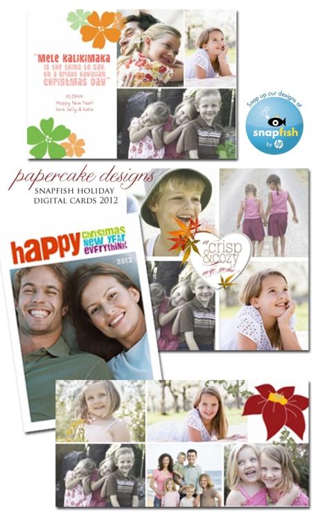 papercake snapfish 2012