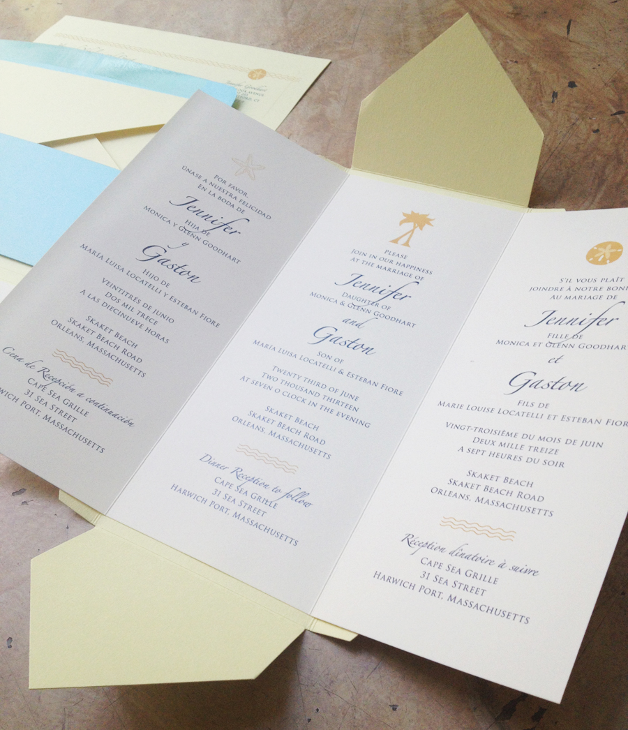 custom invitation designs | papercake designs