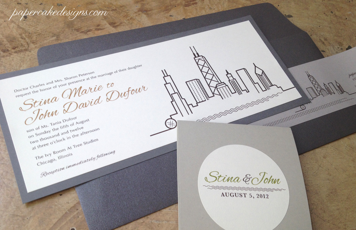 Wedding Invitations Page 2 Papercake Designs
