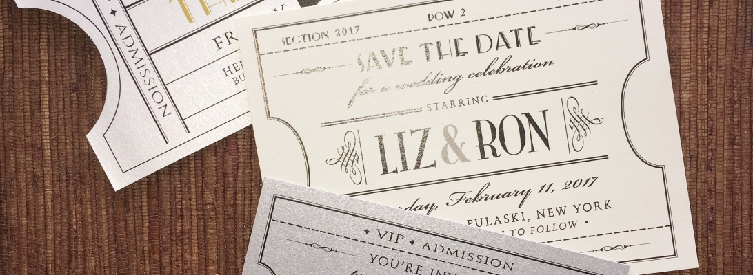 wedding invite save the date reception cards
