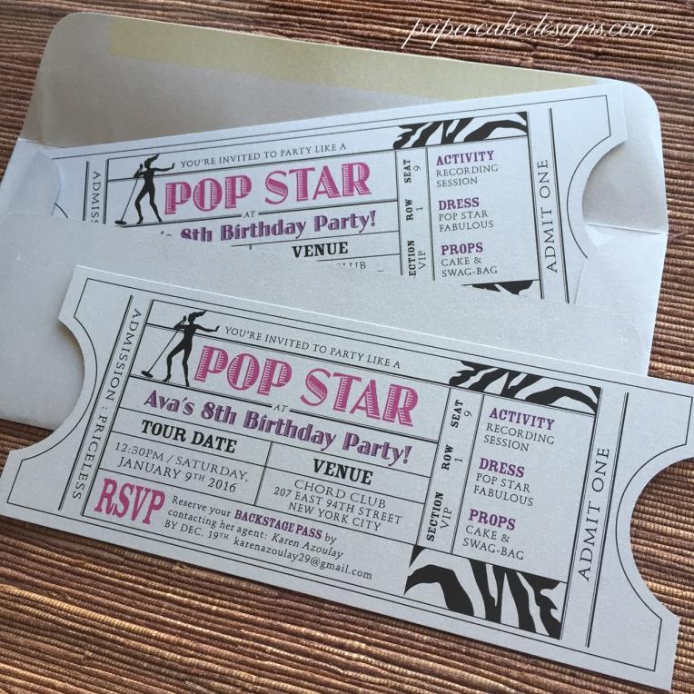 PopStarTicket